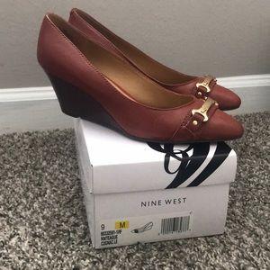 Nine West wedges
